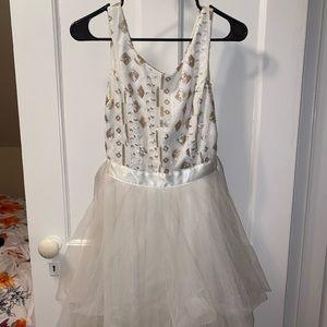 Mini formal dress